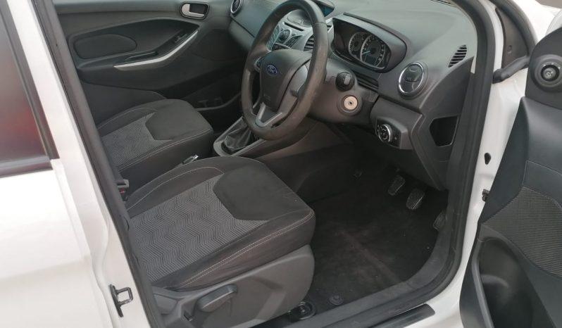 2018 Ford Figo 1.5 Titanium 5-dr full